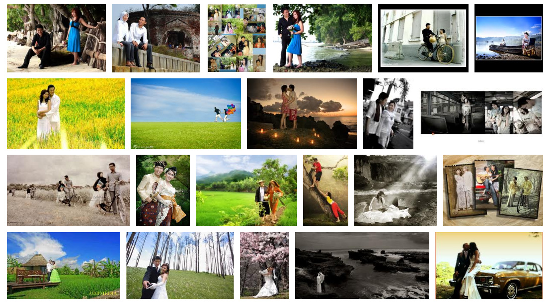 Jasa Fotografi dan lokasi Pre wedding di Jogja | Jogja ...